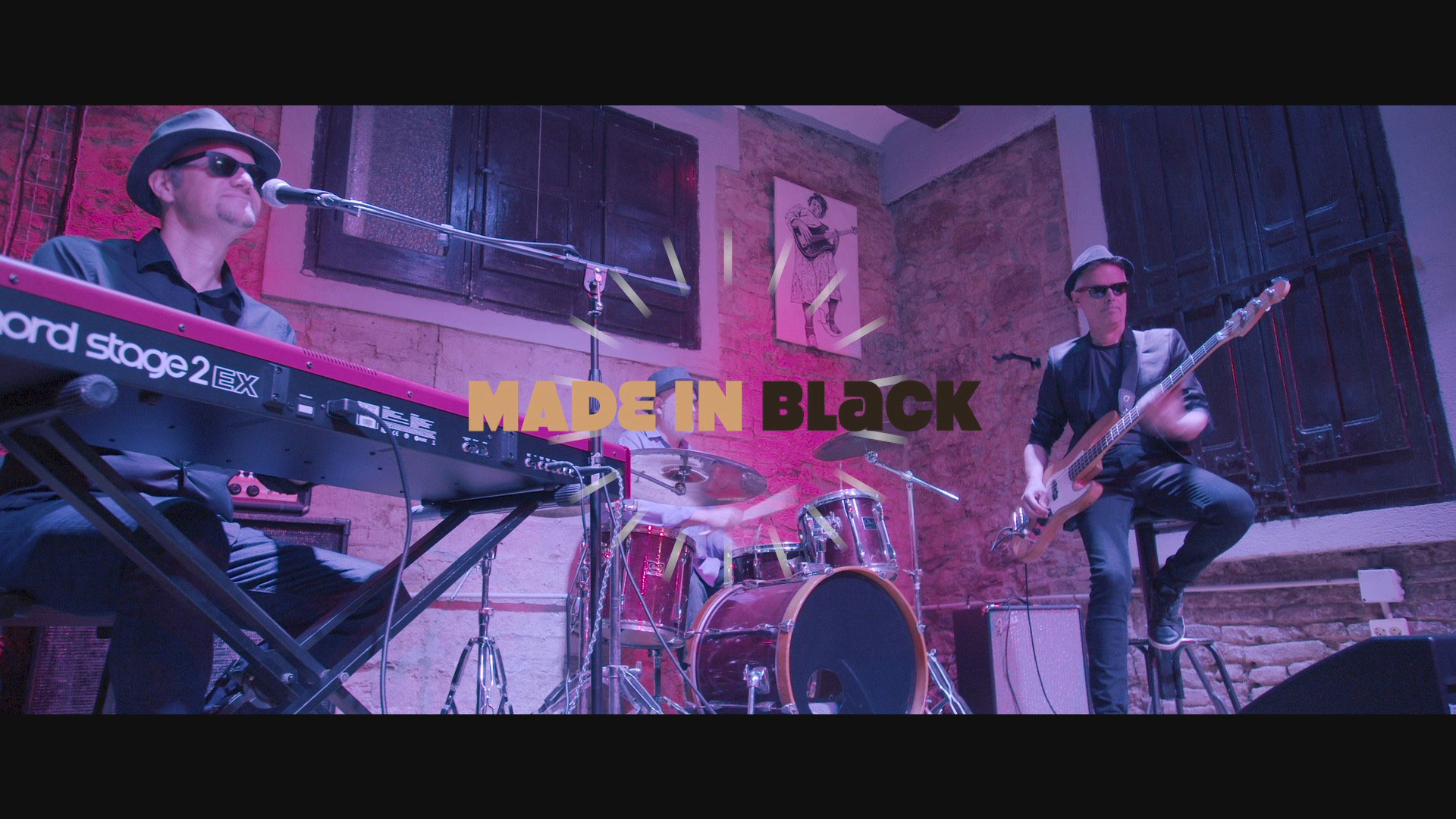 MADE IN BLACK