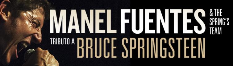 MANEL FUENTES & THE SPRING'S TEAM