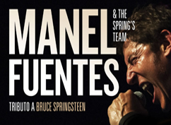 MANEL FUENTES & THE SPRING'S TEAM