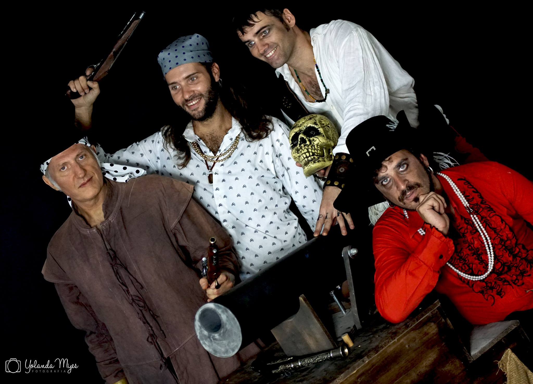 Piratas Rumbversions