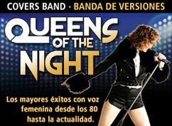 QUEENS OF THE NIGHT
