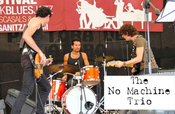 THE NO MACHINE TRIO