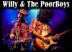 WILLY & THE POORBOYS
