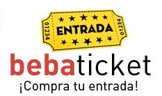 Compra tus entradas en bebaticket.com